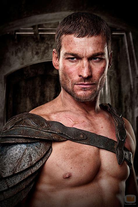 Julio C.C. Blog: Spartacus: Blood and Sand  actores