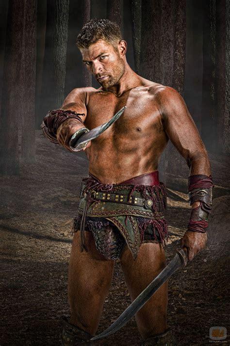 Julio C.C. Blog: Spartacus: Vengeance
