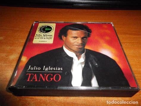 julio iglesias tango cd doble edicion especial   Comprar ...