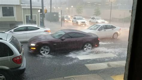 July 22nd *Allentown Pa Hurricane Weather/Floods   YouTube