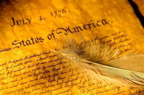 July 4, 1776 – Declaration of Independence   Frontiers of ...