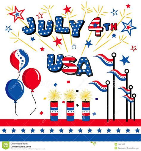 July 4th, USA Stock Image   Image: 19357451