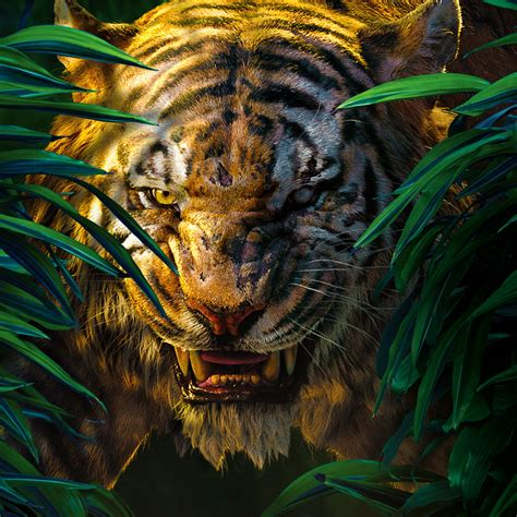 Jungle Book Shere Khan 5K Wallpapers | HD Wallpapers | ID ...