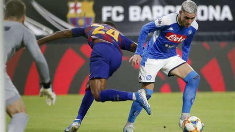 Junior Firpo debutó con el FC Barcelona y Callejón le ...