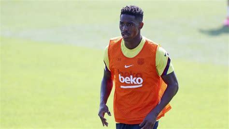 Junior Firpo entra en la lista contra el Getafe   Fútbol Flash