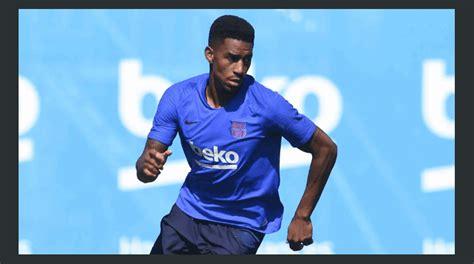 Junior Firpo vuelve a entrenarse tras lesión de rodilla ...