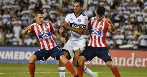 Junior vs Olimpia en VIVO Copa Libertadores 2018 ~ FUTBOL ...