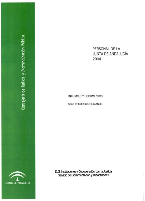 Junta de Andalucía   Personal de la Junta de Andalucía ...