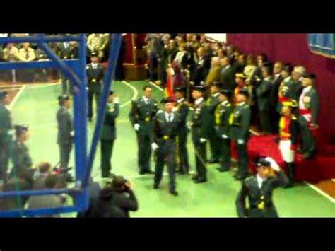 Jura de Bandera 117 promoción Guardias Civiles. Baeza. 2 ...