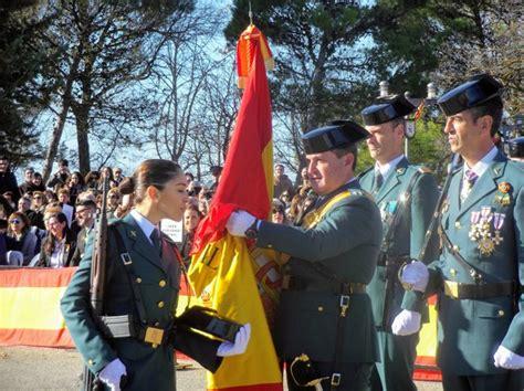 Jura de bandera 124 promoción de acceso a la Escala de ...