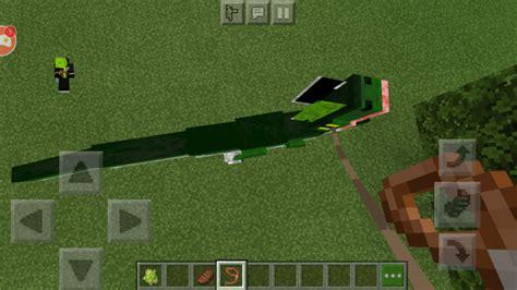 Jurassic Addon Public Beta   MineCraft