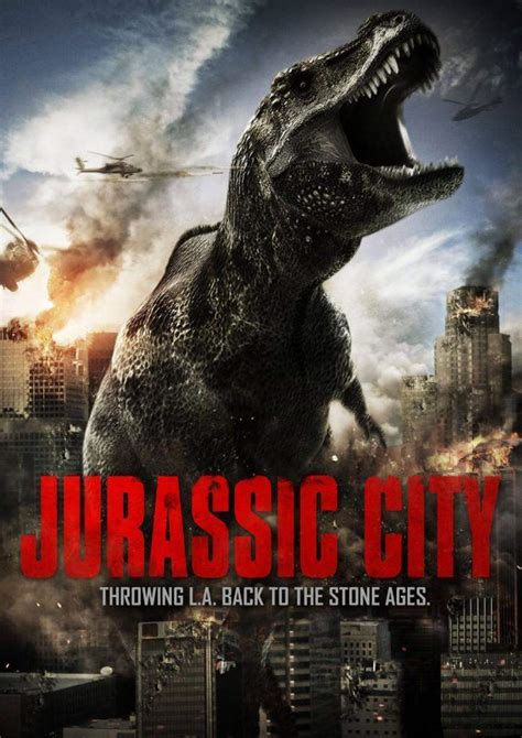 Jurassic City  película de 2014    EcuRed