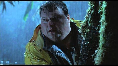 Jurassic Park 1   Adieu Dennis  Scène Culte    YouTube
