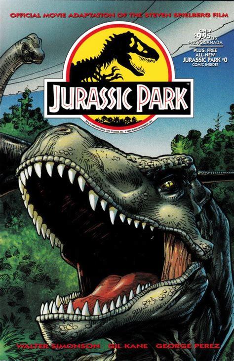 Jurassic Park #1  Issue