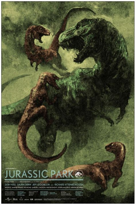 Jurassic Park  1993  [600 x 800] | Peliculas, Películas ...