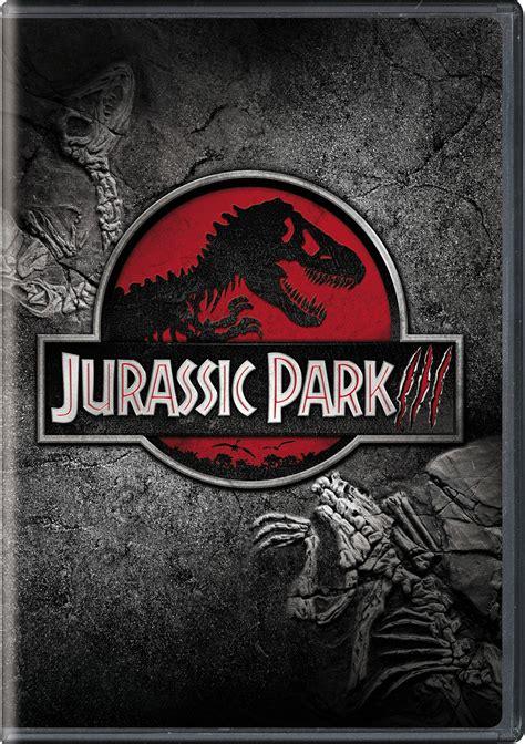 Jurassic Park 3 [DVD] | CLICKII.com