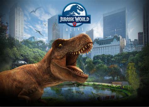 Jurassic Park Alive, dinosaurios en realidad aumentada ...