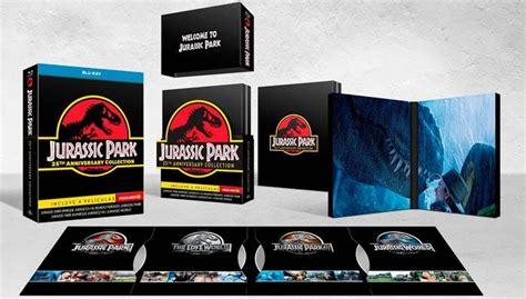 Jurassic Park: Análisis del Blu Ray Pack 25 Aniversario ...