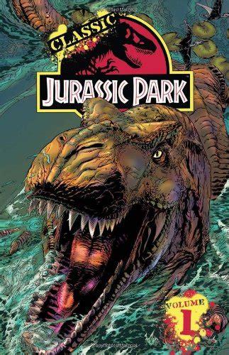 Jurassic Park Comics Book Series