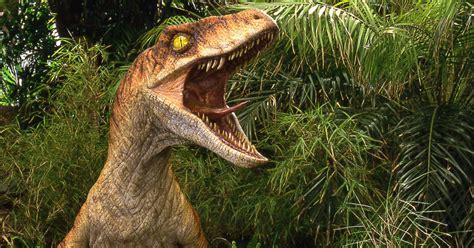 Jurassic Park III Raptor Running Rehearsal | Stan Winston ...