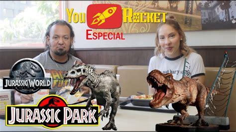 Jurassic Park La Saga  Especial recuento    YouTube