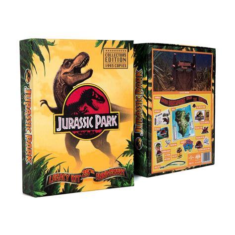 Jurassic Park Legacy Kit   Impact Game