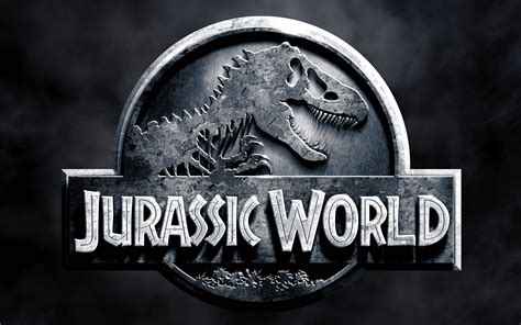Jurassic Park Logo Backgrounds | PixelsTalk.Net
