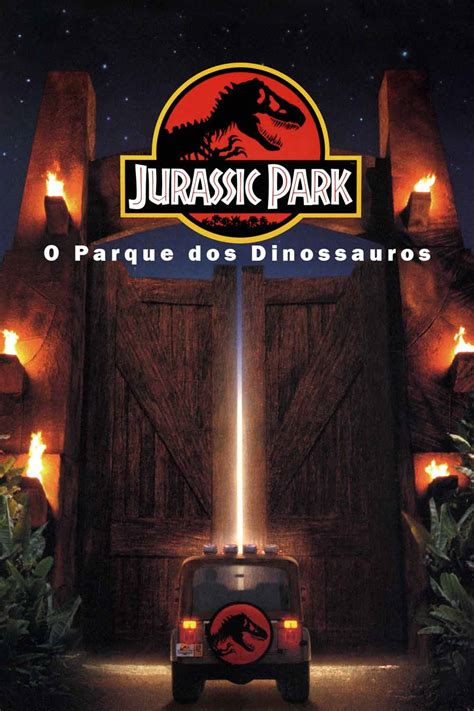 Jurassic Park: O Parque dos Dinossauros Torrent   Blu ray ...