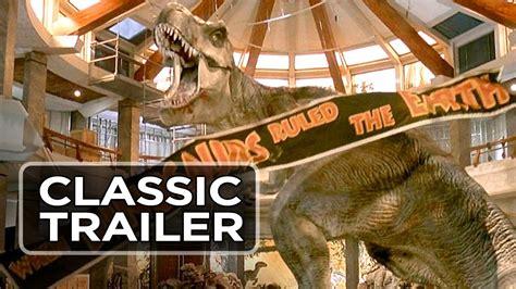 Jurassic Park Official Trailer #1   Steven Spielberg Movie ...