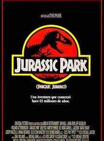 Jurassic Park  Parque Jurásico    Película 1993 ...