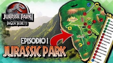Jurassic Park  Parque Original    27° Aniversario ...
