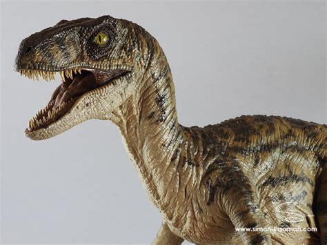 Jurassic Park Raptor model — Stan Winston School of ...