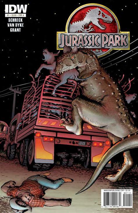 Jurassic Park Redemption #1 5   Jurassic Park.fr   Tout ...