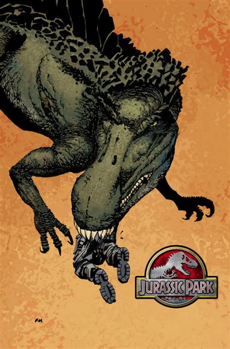 Jurassic Park: Redemption #1 Review   IGN