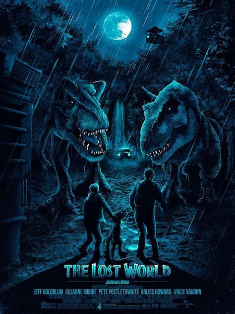 Jurassic+Park+The+Lost+World+by+Patrick+Connan.jpg  720× ...