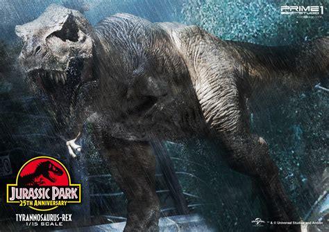 Jurassic Park: Tyrannosaurus Rex di Prime 1 Studio in ...