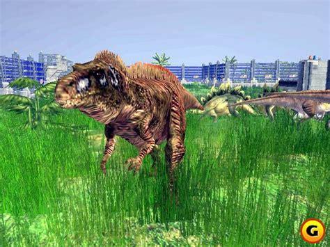JURASSIC PARK UNIVERSE: Dinosaurios