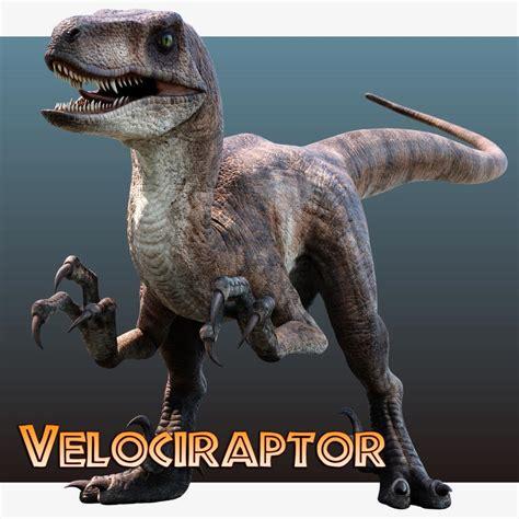 Jurassic Park Velociraptor by Benjee10 on DeviantArt