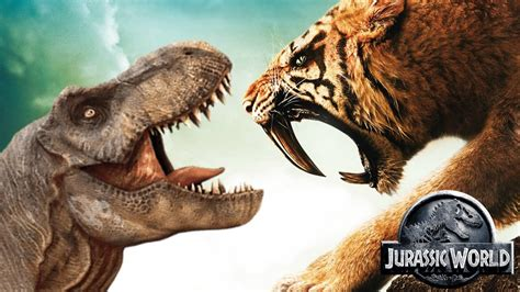 Jurassic World 2 Dinosaurs vs. Animals   YouTube