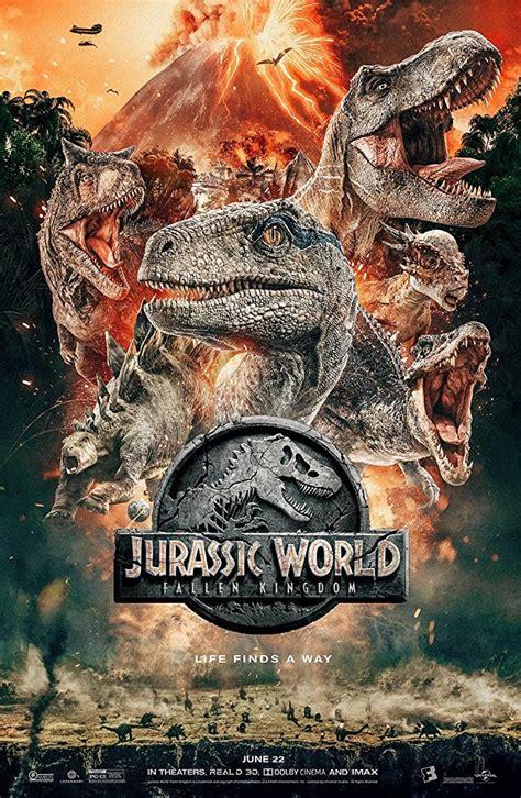 Jurassic World 2: El reino caído  2018  Online Completa en ...