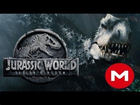 Jurassic World 2 El Reino Caído Trailer 2 ESPAÑOL LATINO ...