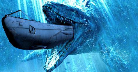 Jurassic World 2 Has an Epic Submarine Vs. Dinosaur Action ...