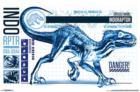 Jurassic World 2   Indo Raptor