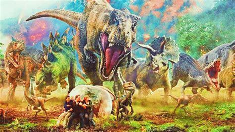 Jurassic World 3 supone  una nueva era  y no es el final ...