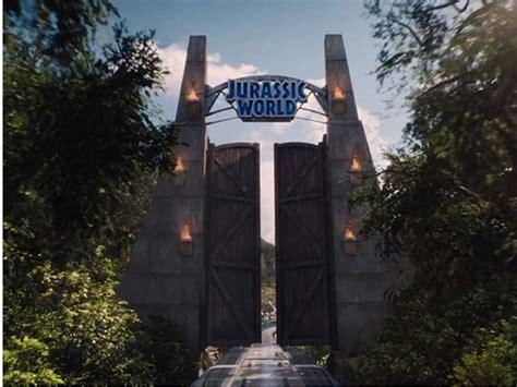 Jurassic World  abre sus puertas: el trailer de la película