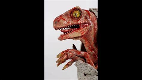 Jurassic World Baby Velociraptor sounds   YouTube