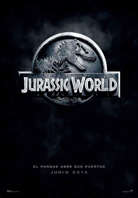 Jurassic world cartel de la película: teaser