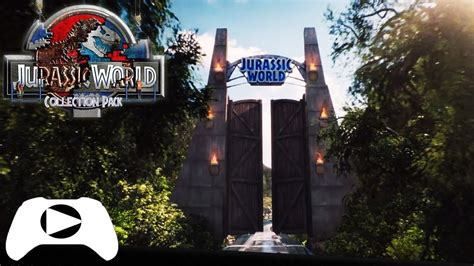 Jurassic World Collection Pack #4 Um Novo Parque!    PC ...