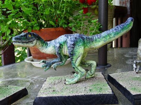 Jurassic World DELTA Velociraptor Replica by ...
