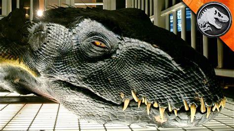 Jurassic World: Dinosaurs Rule Again   Unseen Video!   YouTube